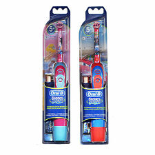 Oral-B Kids Stages Power Battery Disney Electric Toothbrush For Boys & Girls