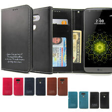 Vintage Leather View Flip leather wallet diary case cover For Galaxy note edge