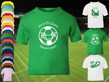YEOVIL TOWN Football Baby/Kids/Childrens T-shirt Top Personalise-Any colour/team