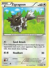 POKEMON CARD XY PRIMAL CLASH - ZIGZAGOON 111/160