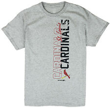 MLB Baseball Youth St. Louis Cardinals T-Shirt Shirt Top - Grey