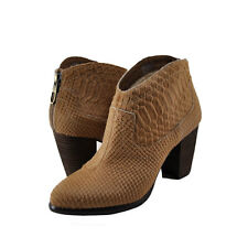 Women's Shoes UGG Charlotte Snake Ankle Boots 1006189 Moon *New*
