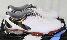 New with Box Footjoy Sport Golf Shoes White #53216, Store Stock, no blemishes