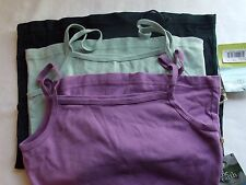 New OF THE EARTH 100% Organic Cotton URBAN TEE Multiple Sizes Colors CAMI TANK