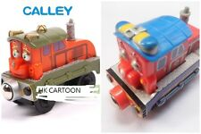 LOOSE LEARNING CHUGGINGTON WOODEN MAGNETIC TRAIN- CALLEY - CAN COMBINE THOMAS