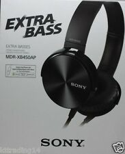 Sony MDRXB450AP Extra Bass Smartphone Headset Stereo Headphones - Genuine