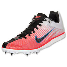 NEW NIKE ZOOM RIVAL D 7 Running TRACK FIELD SPIKES Mens Bright Crimson