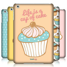 HEAD CASE DESIGNS CUPCAKES HARD BACK CASE FOR APPLE iPAD MINI