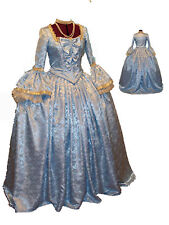 Marie Antoinette Colonial Beethoven Waltz Masquerade Dress Costume