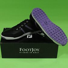 FootJoy Contour Casual 54342k Medium Fit Golf Shoes Many Sizes Brand New