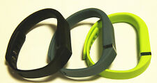 LARGE 8pc $5Replacement Wrist Band w/ Clasp for Fitbit Flex Bracelet No Tracker