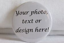 Personalised Badges, Magnets, Keyrings, Mirrors, Mirror Keyrings, photo - 45mm