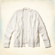 Hollister By Abercrombie PC Highway Fuzzy Sweater size XS/S