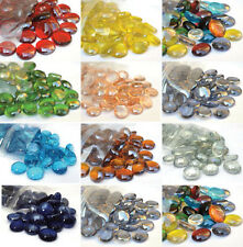 Stunning Round Glass Pebbles / Stones / Nuggets / Beads - Wedding Table Crystals