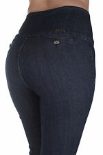 Style M737 - High Waist Colombian Design Butt lift, Skinny Jeans