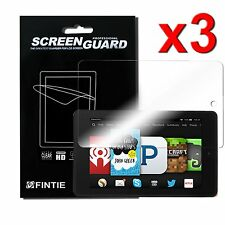 Ultra Clear Screen Protector Guard Film for Kindle Fire HD 7 HDX 7 HD 6 HDX 8.9