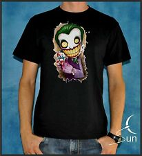 CAMISETA 220 BATMAN JOKER DIVERTIDAS FUNNY T-SHIRT SIL