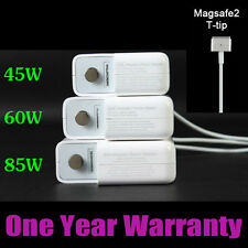 AC Power Adapter 45W 60W 85W T-tip For Apple MacBook Pro A1424 A1465 Magsafe2