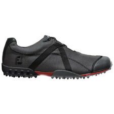 FootJoy M Project Spikeless Mesh Mens Golf Shoes Grey/Red 55247 New In Box!
