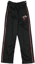 Zipway NBA Basketball Youth Miami Heat Tear-Away Track Pants, Black
