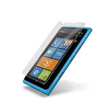 3x CLEAR LCD Screen Protector Shield for Nokia Lumia 900 SX