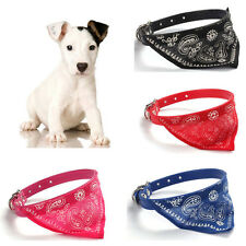 New Pet Dog Cat Puppies Collars Scarf Neckerchief Necklace Triangle Salable