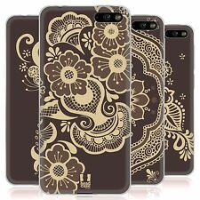 HEAD CASE HENNA SILICONE GEL CASE FOR AMAZON FIRE PHONE
