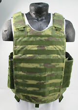COVER ONLY! Airsoft Army Paintball Multicam Molle Loops DPM Body Armor Vest IF