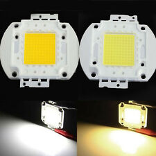 100W Cool Warm White High Power SMD LED Chip Bead Lamp Bulb For Flood Light