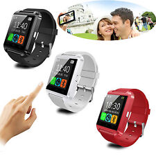 Bluetooth Wireless Touch Screen Smart Watch For iPhone 6 Plus Huawei Ascend G510