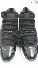 Air Jordan XI 11 Black Replacement Shoelace Round rope BRED SPACE JAM GAMMA