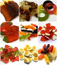 Haribo Sweets - Retro Sweets - Party Wedding Favours - Lots of Types and Amounts