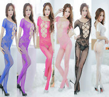 2015 US HOT Sexy Lingerie Women Net Underwear Underclothes Nightwear Sleepwear
