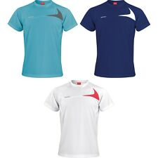 Mens Spiro Dash Training Sport Lightweight Short Sleeve T Shirt Top