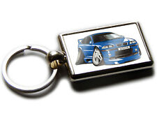 BMW M3 COUPE Koolart Quality Chrome Keyring Picture Both Sides Choose a Colour!