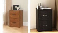 File Cabinet Home Office Storage Furniture Wood Drawer MULTIPLE COLORS New