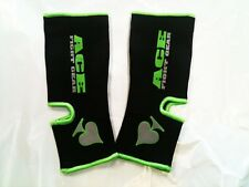 Muay Thai ACE Fight Gear ILL FORTUNE Ankle Supports MMA Thai Boxing