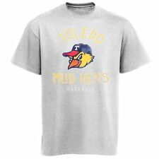 Toledo Mud Hens Youth Gray Team T-Shirt