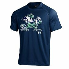 Under Armour Notre Dame Fighting Irish Navy Blue/Camo Tech Performance T-Shirt