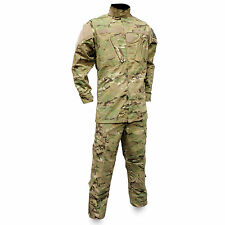 Bulldog ACU Combat Army Military Uniform Trousers & Shirt Set MTP Multicam UK