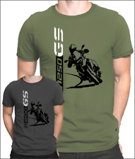 BMW 1200 GS T-SHIRT  motorcycles Motorrad - Fruit of the loom
