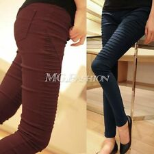 Women Sexy Skinny Leggings Soft Stretchy Jeggings Slim Pencil Tight Pants