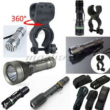 UltraFire CREE XM-L T6 /Q5 LED Diving Flashlight Torch Waterproof Lamp Zoomable