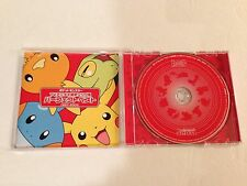Pokemon TV Theme Song Perfect Best 1997-2003 Soundtrack OST CD Pikachu Records