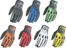 Joe Rocket Rocket Nation 2.0 Mesh Riding Racing Mens Summer Street Bike Gloves