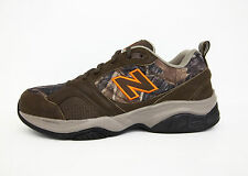 New Balance Mens MX623CM2 Training Shoe Camo/Orange