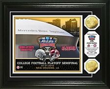 Highland NCAA College Football Playoff Gold Coin Photo Mint - Assorted Teams