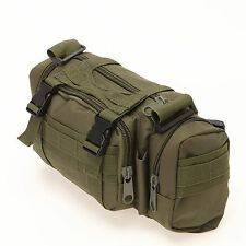 Military Utility 3P Tactical Duffle Waist Bags Tactical Molle Assault Backpack