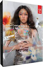 Adobe Design & Web Premium CS6 Win & Mac