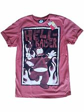 THE SIMPSONS - HOMER HELL RAISER T-SHIRT (NEU/NEW) [FUTURAMA, BART, FLANDERS..]